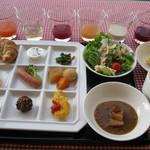 アレッタ - 2014.07 ホテル・ベストウェスタン横浜の朝食