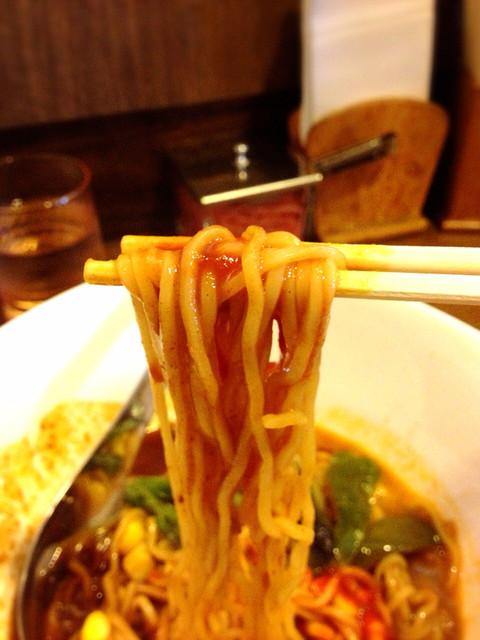 華麺 - にょ〜ん( ´ ▽ ` )ノ