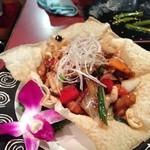 中国酒家くうくう - 鶏肉とカシューナッツ炒め