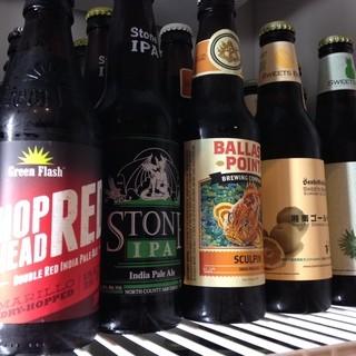 樽生クラフトビール4種類!ボトルビール25種類あります!