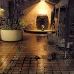 セビージャ - 中庭