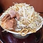 麺でる - ラーメン(麺250g・野菜増し増し800g¥700)