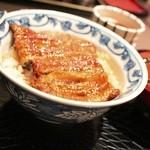 割烹蒲焼八十八 - 鰻丼