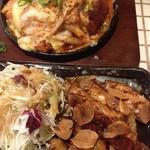 サクラ キンギョ - チーズキムチトンテキとステーキ