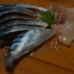発寒かねしげ鮮魚店 - 料理写真:なまら〆サバ