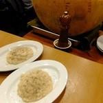 VERDE - 濃厚リアルチーズリゾット