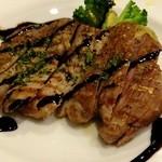 VERDE - 薩摩産 白美豚のグリル バルサミコソース