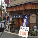 お多幸 浦和店 - 老舗っぽい外観です