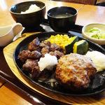 みさき食堂 - 2014.08_サガリサイコロコンボ(1275円)