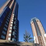 椿サロン - 「リゾナーレトマム」右のサウス棟32階にあります