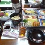日本料理 岡崎 - 法事膳4000円(税別)