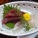日本料理 岡崎 - 刺身