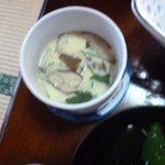 日本料理 岡崎 - 茶碗蒸し