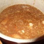 蝉時雨 - つけ麺(中盛り330g)¥780