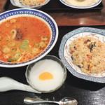 愛京 - ピリ辛坦坦麺セット