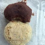 高橋地蔵餅本舗 - 料理写真:おはぎ