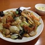 福来順 - カイコー飯700円☆(第三回投稿分①)