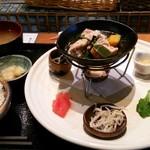 花様 - 鶏定食