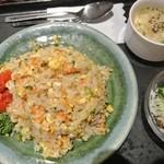 食酔坊 宝 - 焼き飯(550円)