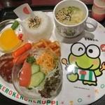 食酔坊 宝 - お子様ランチ(600円)