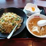 阿里城 - 青菜の炒飯のセット