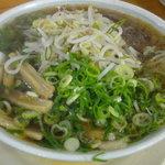 第一旭 - 2009年12月 特製醤油 野菜多め麺カタメ醤油濃い目
