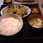 3053811 - 肉野菜定食