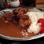誠屋 - 牛すじカレー(小) ¥300