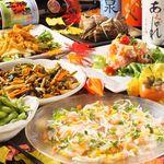 かんかん商店 - ◆秋の味覚をひとつまみコース 2980円