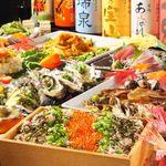 かんかん商店 - ◆大粒かき!秋の海鮮コース 3980円