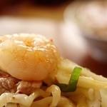若大将 - 料理写真:大将麺(ダージャンメン)