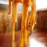 太郎鮨 - 特注うどんスパゲティー