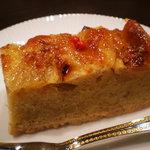 カフェ・ド・ノール - たまねぎケーキ