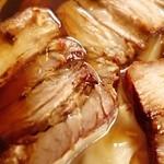いさみ - 手打ちネギチャーシューワンタン麺