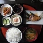 こんね - 魚の定食