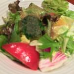 六番館 - サラダ