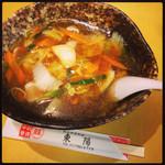 中華 東陽 - 噂の東陽麺