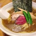 銀座 篝 - 煮干醤油SOBA☆