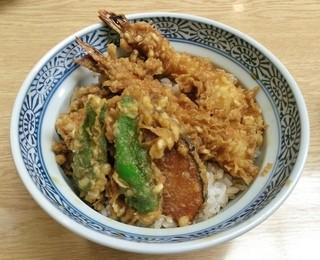 川松 - 天丼