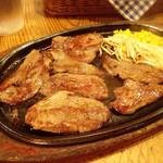 ブッチャーズ - ヒレレモンステーキ150g  1580円
