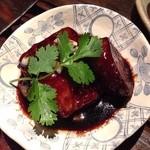 黒猫夜 - 黒酢風酢豚の小サイズ 2014年7月