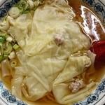 利喜食堂 - 料理写真:ワンタンメン