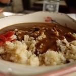 二の丸 - 玄米カレー