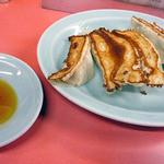 高砂 - 料理写真:焼き餃子
