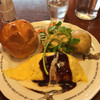 ラケル - 料理写真:チキンライス、デミグラスソース