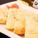 Jam&Tiara - 明太チーズナン