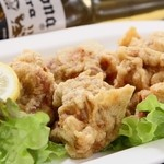 Jam&Tiara - 若鶏の唐揚げ