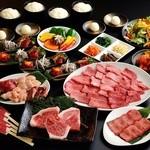 大阪焼肉 鶴橋 牛一 - 鶴橋和牛宴会コース