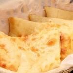 Jam&Tiara - チーズナン