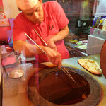 Jam&Tiara - 石窯で焼くナンは最高